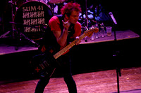 Sum 41 at House Of Blues Chicago