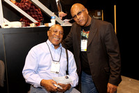 Billy Cobham and Steve Ferrone