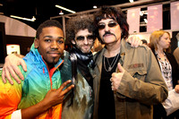 Spanky Mcurdy, JoJo Mayer, and Carmine Appice