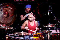 Chad Smith and Franklin Vanderbilt (Lenny Kravitz)
