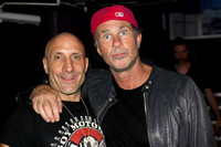 Kenny Aronoff and Chad Smith