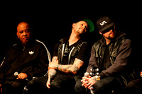 BMI Panel at the Key Club with Rev Run, Benji and Joel Madden, RZA, Red One, and DJ Khaled
