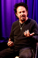 Steve Lukather at the Grammy Museum
