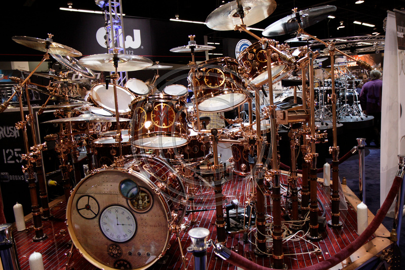 alex kluft photography day 1 neil peart 39 s time machine drumset. Black Bedroom Furniture Sets. Home Design Ideas