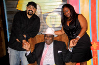 "Wayne Baker Brooks, Eddy ""The Chief"" Clearwater and Shemekia Copeland"