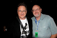 Brian Bromberg and Shawn Perry (Vintagerock.com)